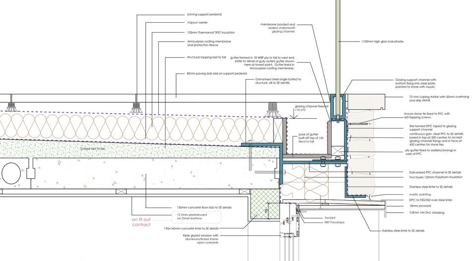 Alan M Benzie : Part II Architectural Assistant